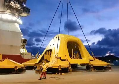 Lundin – Subsea satellite system