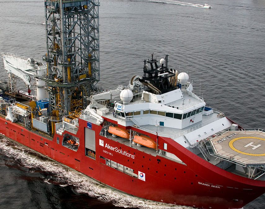 AKOFS Offshore – Engineering and Re-activation